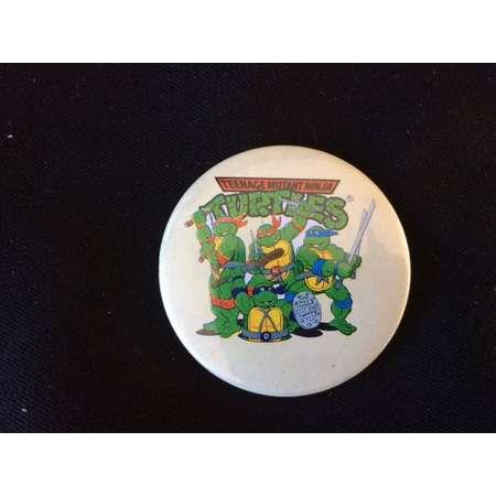 original vintage Teenage mutant ninja Turtles thumb