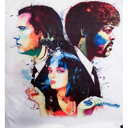 Pulp Fiction t-shirt,Pulp Fiction, Quentin Tarantino, T Shirt , Movie, T-shirt,Tee,Clothing,Gift, Tee, Tees,shirt thumb
