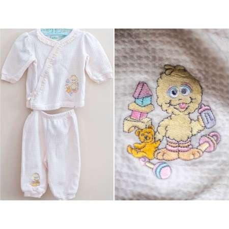 Vintage Sesame Street Pajamas for Baby thumb