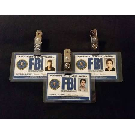 Supernatural ID Badge thumb
