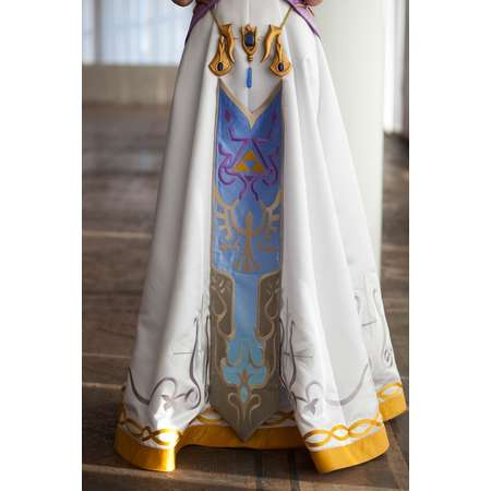 Legend of Zelda cosplay tabard, Zelda party, Zelda wedding, Zelda princess, Zelda birthday, cosplay costume, elven wedding,Halloween costume thumb