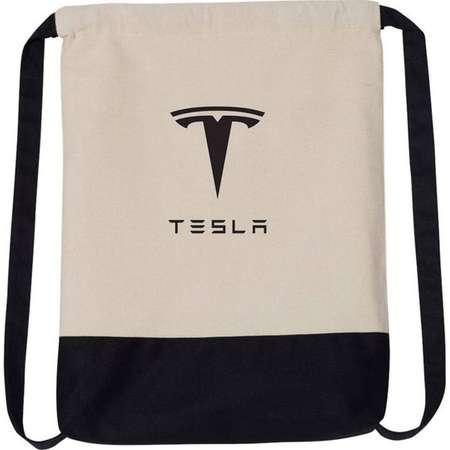 Tesla Model S Model 3 Electric Car Drawstring Backpack Bag #18Bag thumb