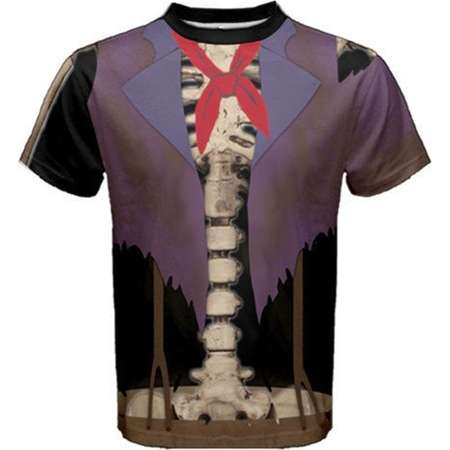 Adult Hector Coco costume - Dia de los Muertos - day of the dead - Coco - Hector T-Shirt - Hector Costume - Coco Costume thumb