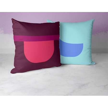 Ruby and Sapphire Pillow, Garnet Pillow, Steven Universe Home Decor, Crystal Gems thumb