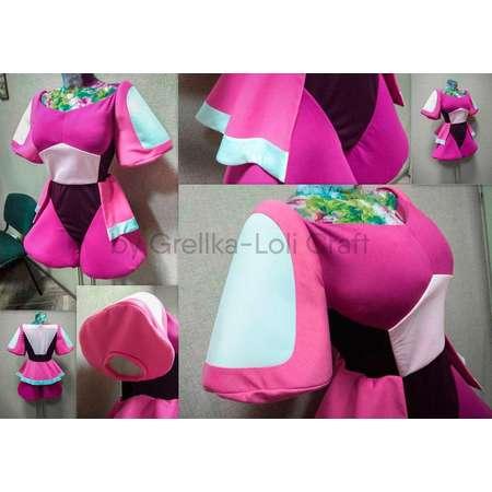 Pink Diamond  Steven Universe cosplay costume dress gem thumb