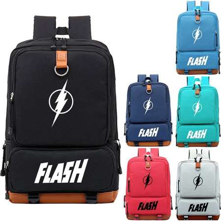 The Flash Backpack, Fashion Student Backpack, Oxford Cloth Outdoor Travel Bag, Unisex Bag thumb