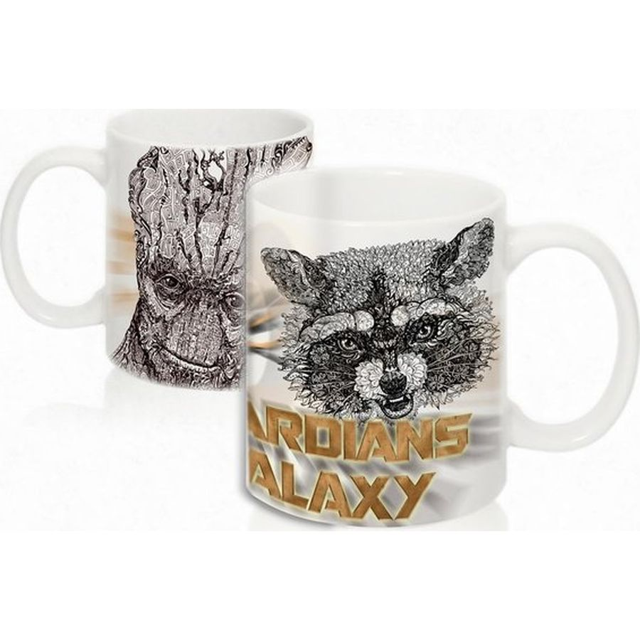 Guardians Galaxy Of The Products Groot MugToonstyle zMVpUS