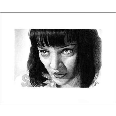 Uma Thurman / Mia Wallace (Pulp Fiction) thumb