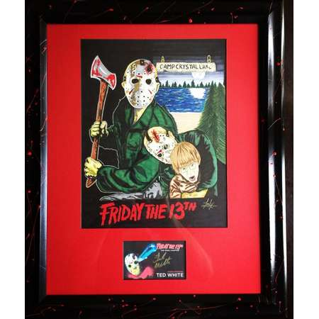 Friday The 13th Book Toonstyle Products