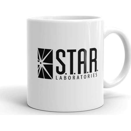 The Flash Star Laboratories Coffee Mug thumb