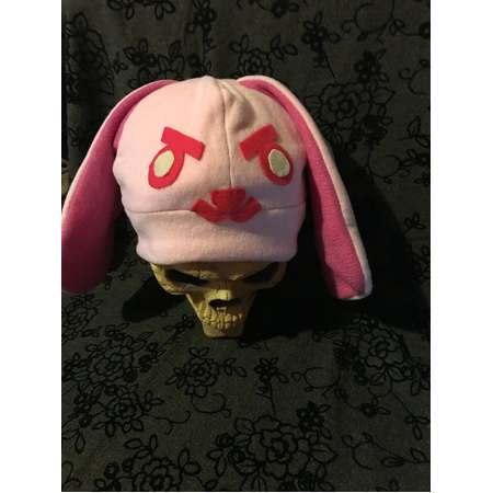 b2a6e9b1c10 D.Va Bunny Overwatch Fleece Hat Costume Hat Cosplay thumb