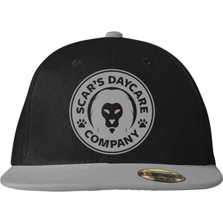 Scar's Daycare Company Snapback inspired by The Lion King thumb