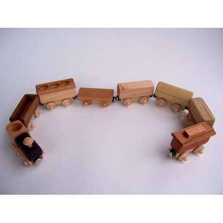 Train Set-Eight Cars thumb