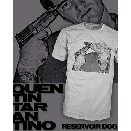 Pulp Fiction T Shirt - Reservoir Dogs T Shirt - Quentin Tarantino Movie Shirt thumb