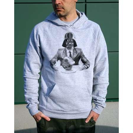 Appetite For Destruction mens pullover hoodie, star wars Darth Vader hoody, mens graphic sweatshirt, funny geek print, gift for men thumb