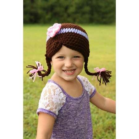 Doc Mcstuffins inspired hat - Doc McStuffins - Disney Jr hat - girls Halloween hat - Halloween costume thumb
