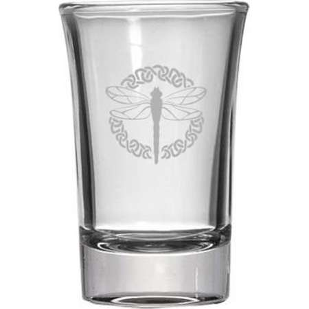 Sassenach Outlander Theme Claire Diana Gabaldon Wine Drinking Glass Gift Dragonfly in Amber Book Series thumb