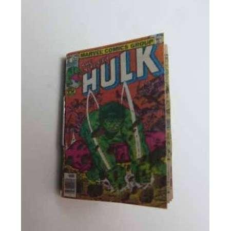 Comic Book The Incredible Hulk - dollhouse miniature 1:12 scale thumb