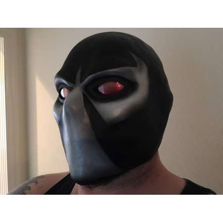 MurK Merc Mask Bane Venom Batman Cosplay Dark Knight Comic Inspired Cosplay thumb