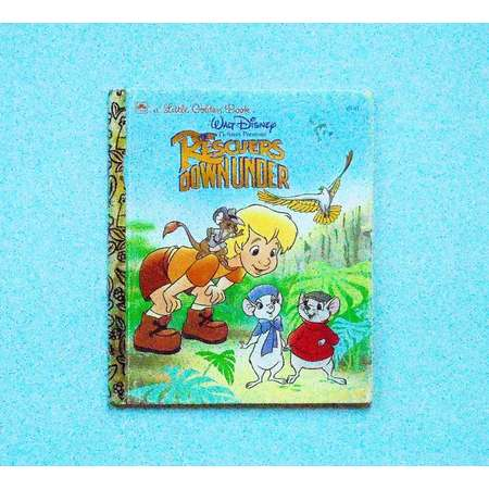 The Rescuers Down Under | ToonStyle Products