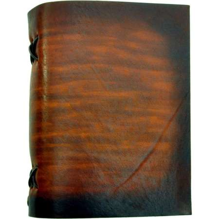 Leather book  - soft OX Easy - Coco - A6 - 400 pages - diary of Vickys World® thumb