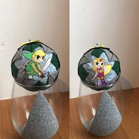 Legend of Zelda Christmas Ornament thumb