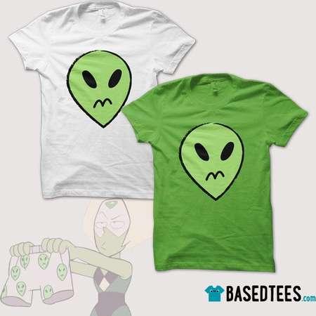 Alien T-shirt thumb