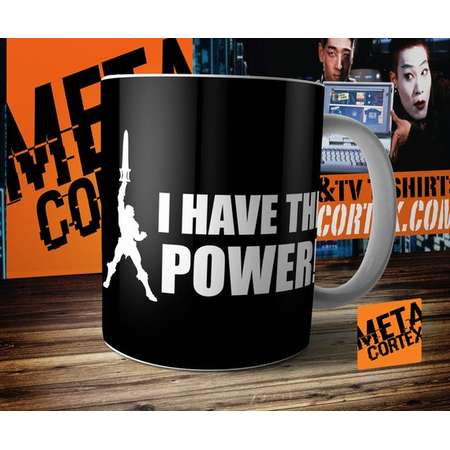 He-Man and the Masters of the Universe - I Have the Power Retro TV Series Mug thumb