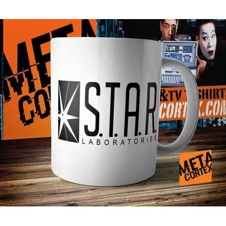 The Flash / Arrow - Star Labs TV Series Mug thumb