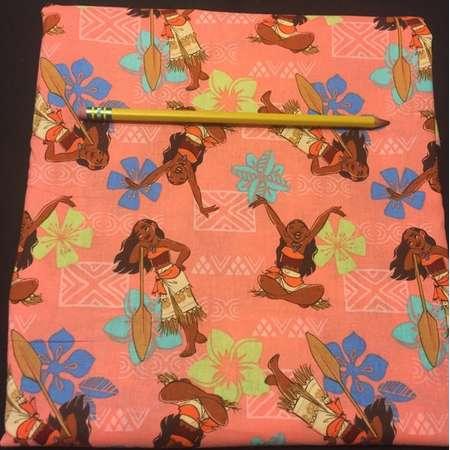 Disney's Moana Pencil Case, Coin Purse, Wristlet, Cosmetic Bag #292 thumb