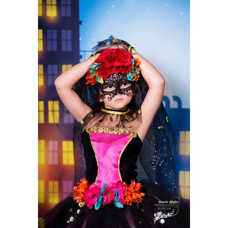 Coco costume coco the day of the dead coco outfit coco inspired dress Halloween costume arriving  Halloween 2018 Halloween costume thumb