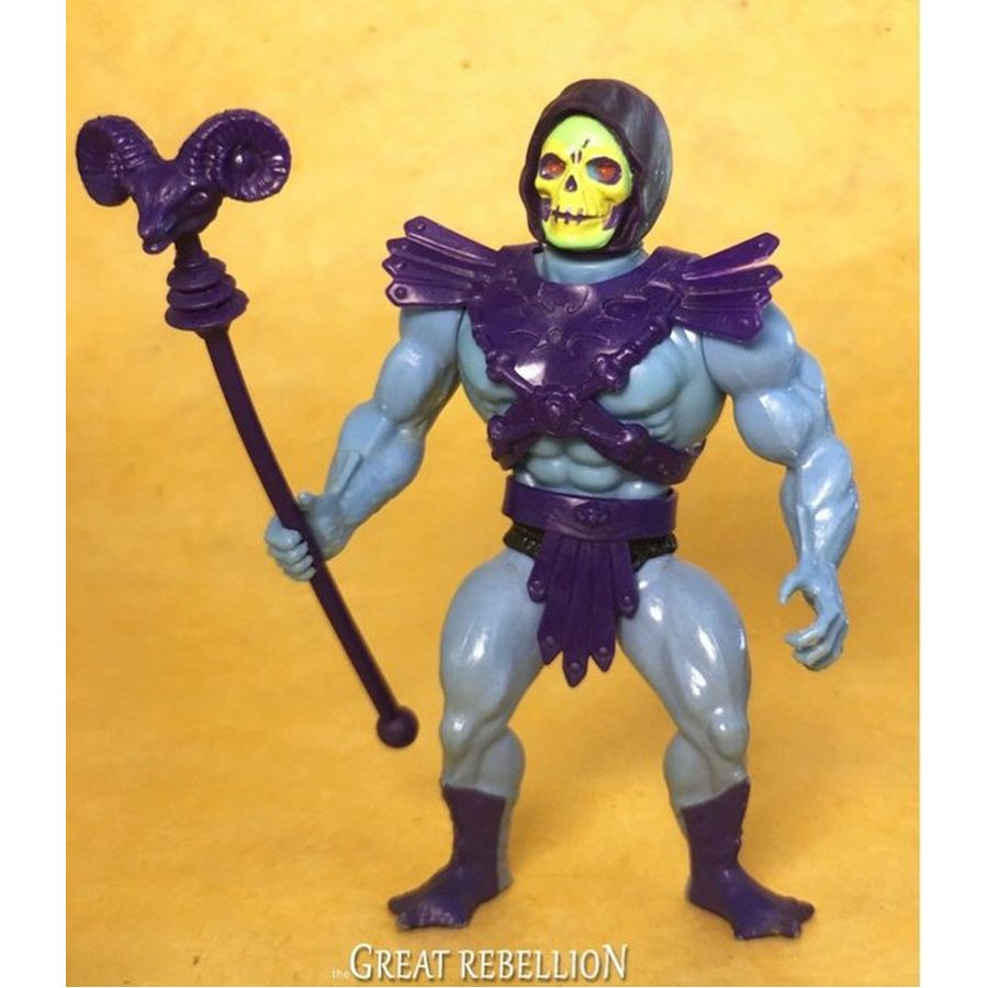 Loyal Subjects Maîtres de l/'univers Masters of the Universe WV1 Action Vinyl Figure MAN E FACES
