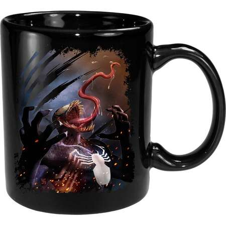 Magic Mug: Venom/ mugs/Marvel Comics/ comics/ Superheroes/ villains/ Spider-Man/Spidey/ Coffee/ Tea thumb