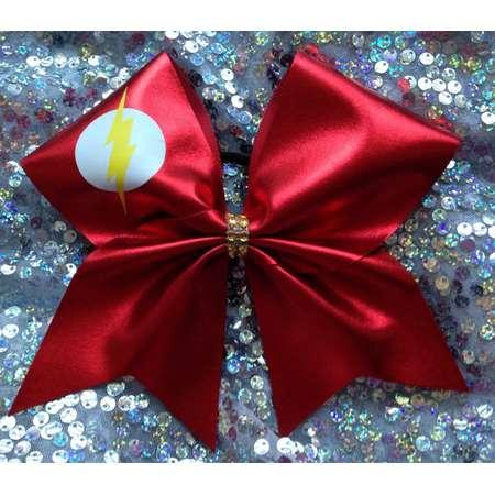 Cheer bow- the flash thumb