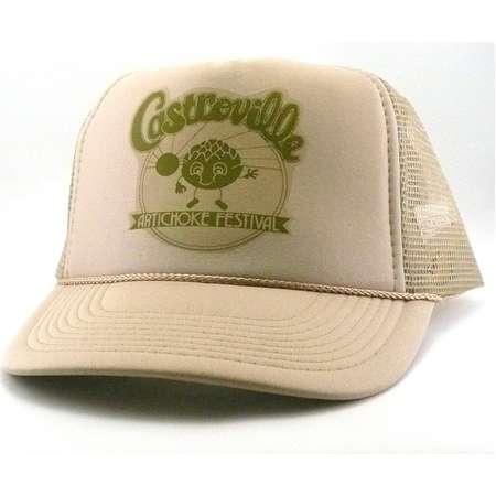 a4147422c90 Castroville artichoke festival Trucker hat mesh hat snapback hat new  adjustable pick color Stranger Things hat Dustin hat.  11.80   Etsy