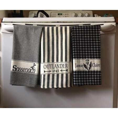 Outlander Gift Set - Decorative Towels, Mug and/or Ornament thumb