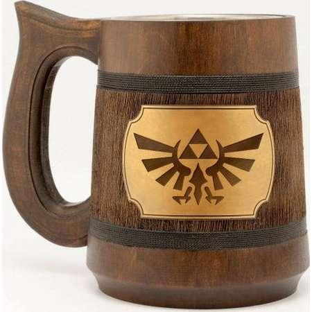 Legend Of Zelda Mug Zelda Gift Zelda Ornament Triforce Gamer mug thumb