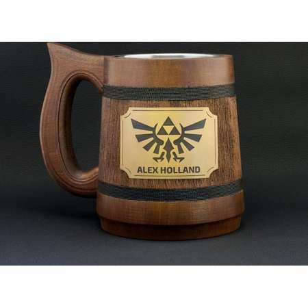 Zelda custom mug Zelda personalized Zelda cosplay Zelda art Custom name mug Legend Of Zelda Mug Zelda Gift Custom name gamer gift thumb