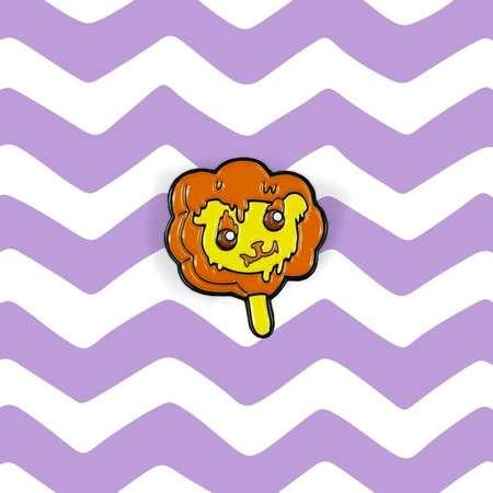 Steven Universe Lion Licker Pin Soft Enamel Valentine Day Valentine Gift thumb