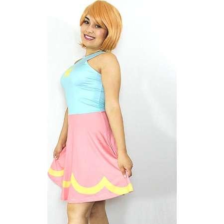 STEVEN UNIVERSE Pearl Inspired Skater Dress thumb