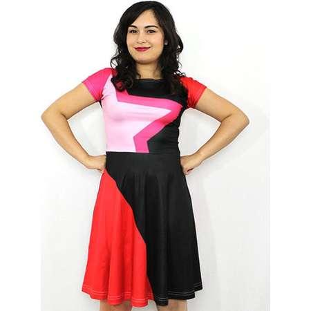 STEVEN UNIVERSE GARNET Inspired Skater Dress thumb