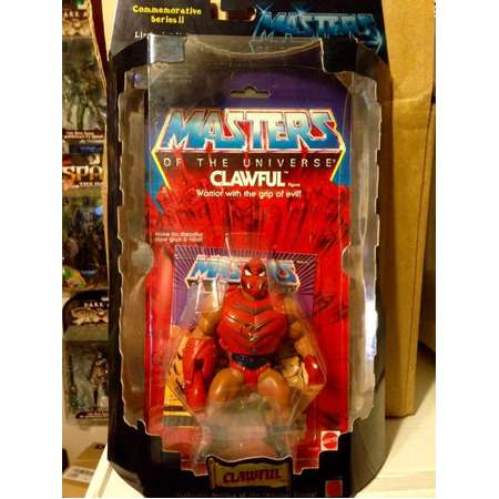 Mattel Commemorative Masters of the Universe Clawful MIB unopened box thumb