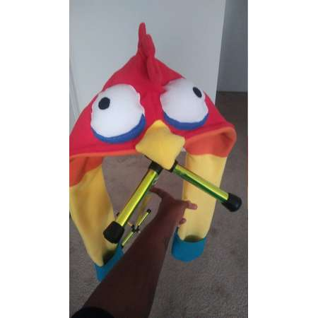 childs size Hei Hei scoodie from the disney movie MOANA thumb