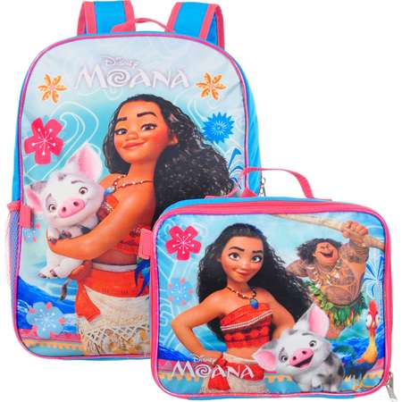 Moana Backpack with Insulated Lunchbox thumb