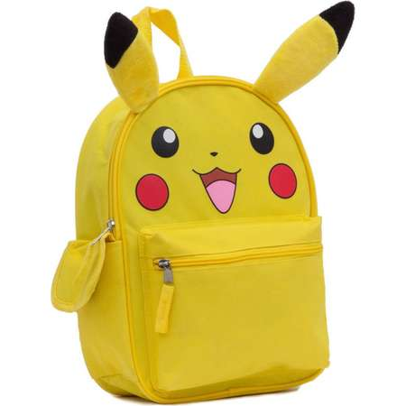 Pokemon Pikachu Shaped Backpack thumb