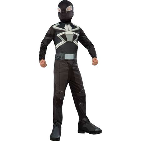 Kids Agent Venom Costume thumb