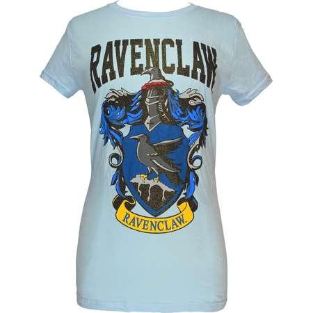 Harry Potter Ravenclaw House Juniors Blue T-shirt thumb