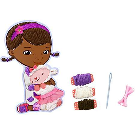 Doc McStuffins Fun To Lace Playset thumb