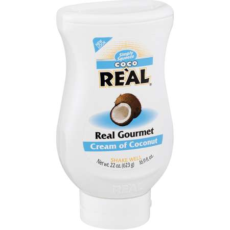 Coco Real Simply Squeeze Cream of Coconut, 21 Fl Oz thumb