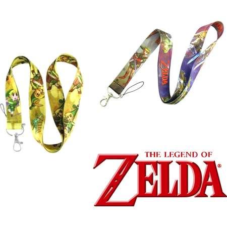 """Superheroes The Legend of Zelda 19"""" Lanyards (2-Pieces) thumb"""